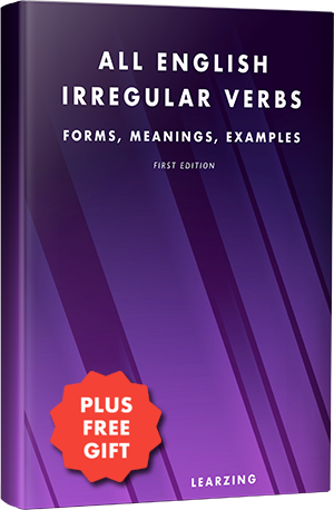 All English Irregular Verbs