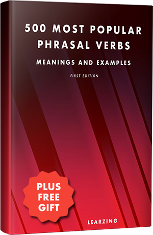 500 Most Popular Phrasal Verbs
